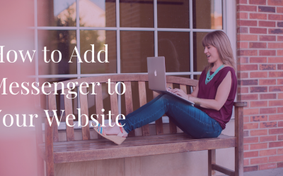 How to Add Messenger to Your Website
