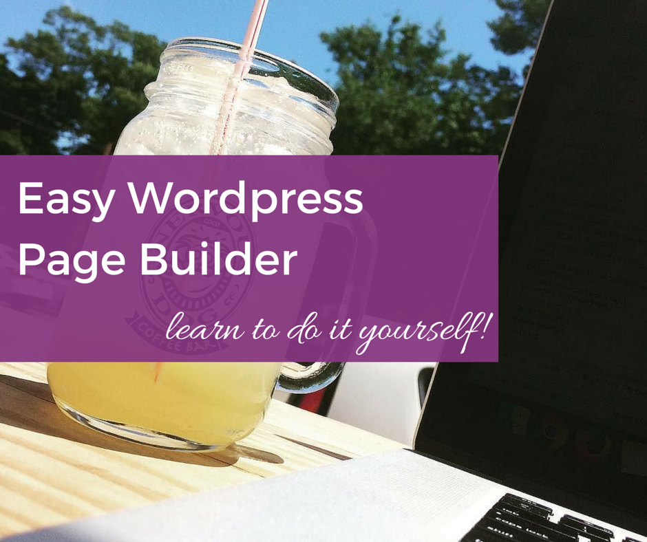 easy wordpress pagebuilder