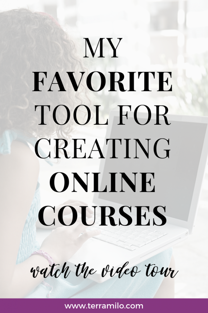 My favorite tool for creating online courses (it's not what you think)