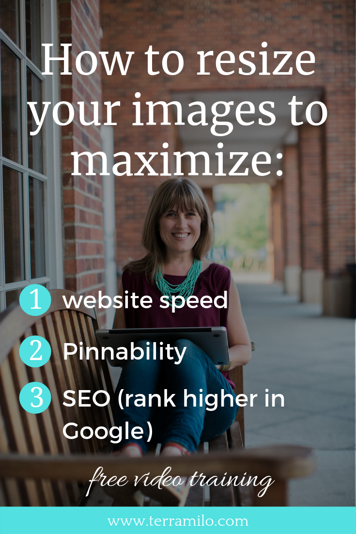 Why you should resize website images before you upload them